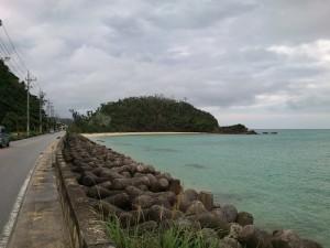 とにかく海が綺麗