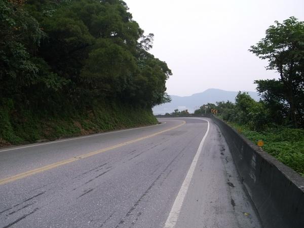台北から遠く離れ、いよいよ山道へ